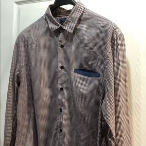 LE 31 Simons Dress Shirt